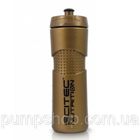 Бутылка для воды Scitec Nutrition Bike bottle 650 мл gold