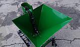 Картофелесажалка для мотоблока П-1Ц (зеленая), фото 5