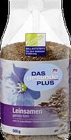 Льняное цельное зерно Das gesunde Plus 500 г.
