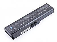 Батарея Toshiba Satellite A660 C650 L310 L515 L630 U400 U500 pa3634 10.8V 4400mAh Black Good Quality