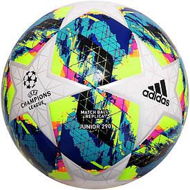 Мяч футбольный Adidas JR Finale 19 DY2549 290g p.4