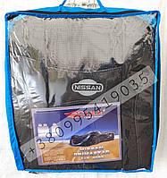 Авточехлы Nissan Primastar 1+2 2002- Nika модельныей комплект на передние сидения, Ниссан Примастар