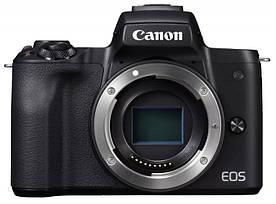 Зеркальная фотокамера CANON EOS M50 BODY BLACK