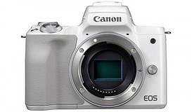 Беззеркальная фотокамера CANON EOS M50 BODY WHITE