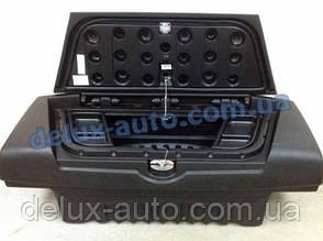 Ящик центральный большой в кузов Ящик в кузов для пикапа Большой ящик в кузов на все пикапы