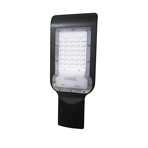 Светильник уличный столбовой 20W SOKOL LED-SLN, фото 2