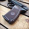 Пистолет пневматический SAS Makarov KM-44 + 5 CO2 + 650 BB 4.5 мм, фото 3