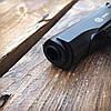Пистолет пневматический SAS Makarov KM-44 + 5 CO2 + 650 BB 4.5 мм, фото 5