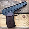 Пистолет пневматический SAS Makarov KM-44 + 5 CO2 + 650 BB 4.5 мм, фото 6