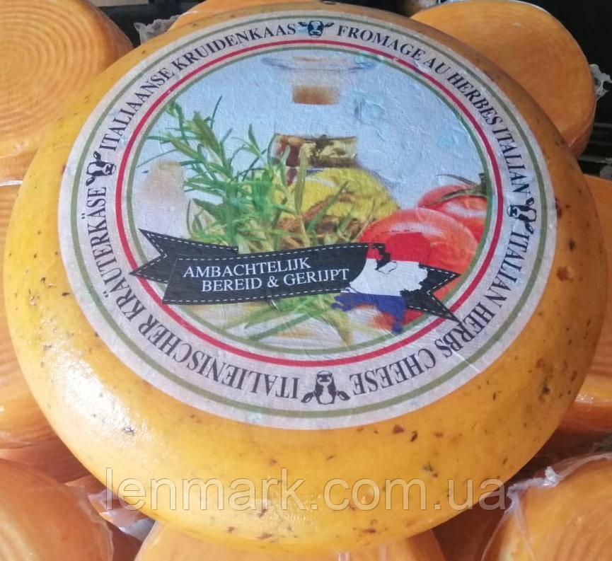 Сыр Italiaanse kruidenkaas с итальянскими травами