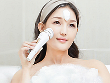 Массажер очиститель для лица Xiaomi inFace Sonic ion cleansing beauty MS1000, фото 2