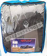 Авточехлы Renault Trafic II 1+2 2001- Nika модельные комплект Рено Трафик 2