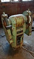 3Б634 Точильно-шлифовальный станок (точило) ф 400 мм, фото 1