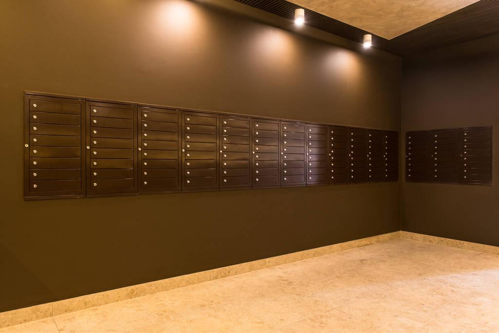Изготовление и установка абонентских шкафов в корпоративных цветах