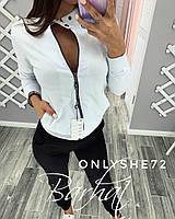Женский спортивный костюм  двухнить черный+желтый черный+белый шоколад графит марсала 42-44 44-46, фото 1