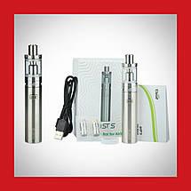 Электронная сигарета, вейп стартовый набор Eleaf iJust S Kit Silver, фото 3