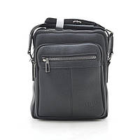 Мужская сумка черная через плечо 186393, фото 1