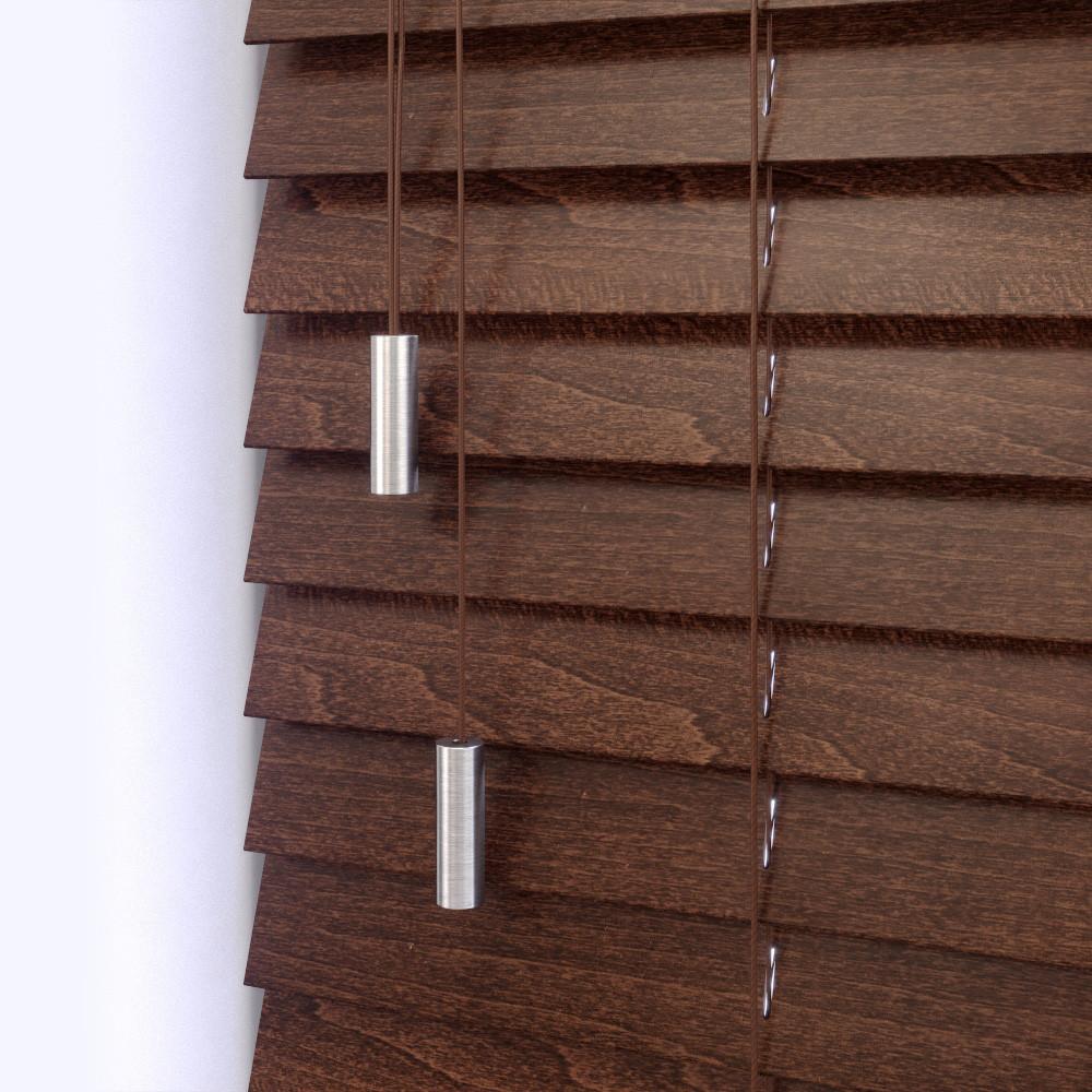 Деревянные жалюзи classic-wood-mahogany