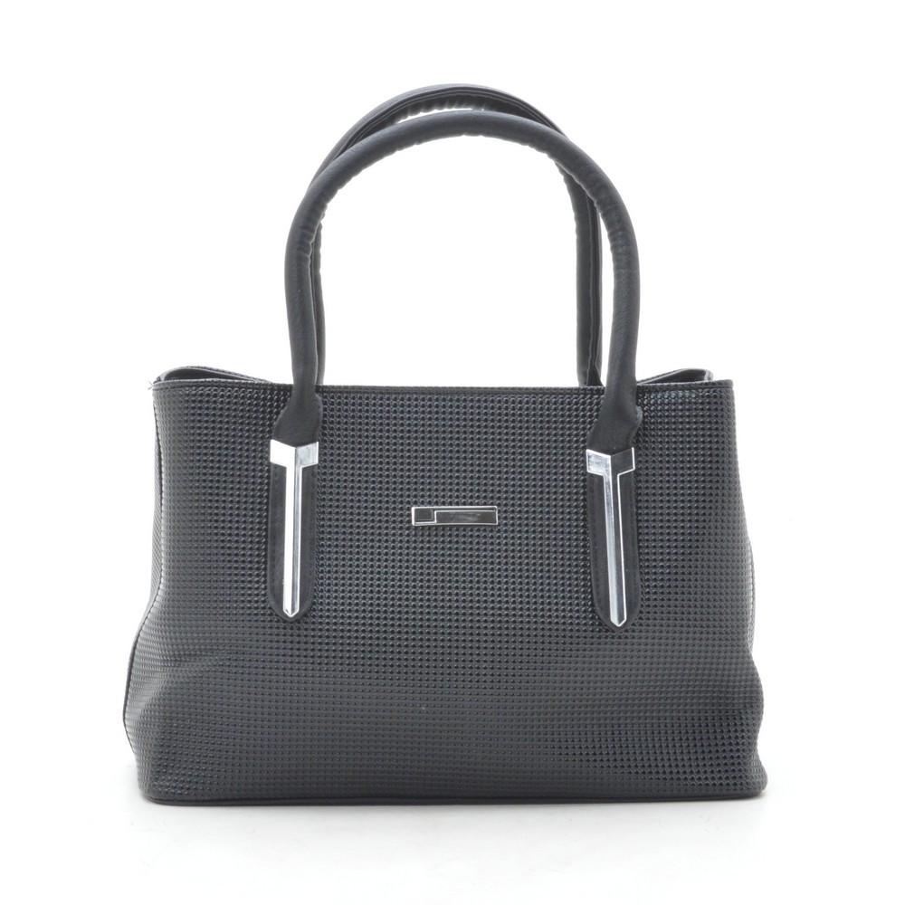 Женская сумка черная 190115