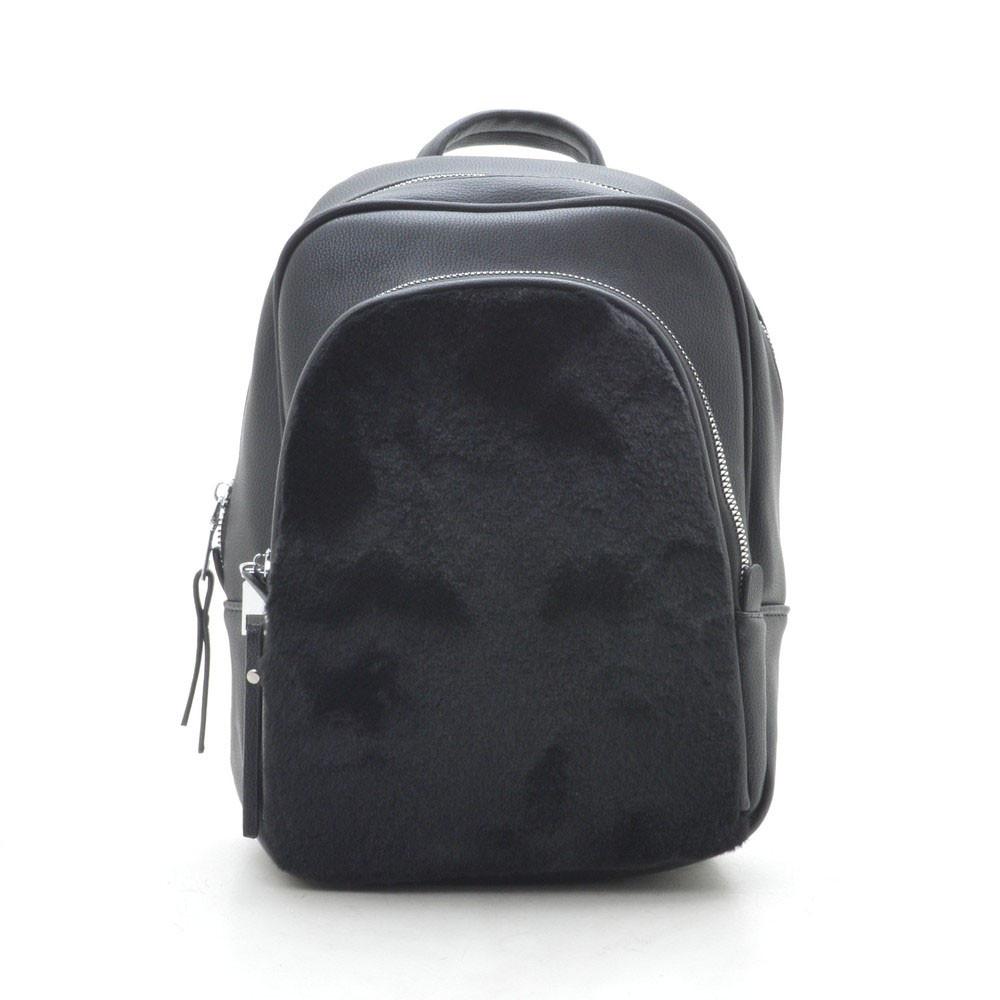 Рюкзак женский черный 190382