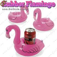 """Надувной круг для вещей Фламинго - """"Rubber Flamingo"""""""