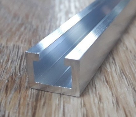 Т трек профиль алюминиевый 14х10 под болт М6