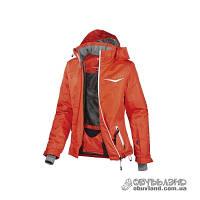 Куртка лыжная женская цвет оранжевый Crivit размер евро 40 укр 46