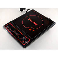 Плита индукционная кухонная Wimpex WX 1323 Original 2000 Вт