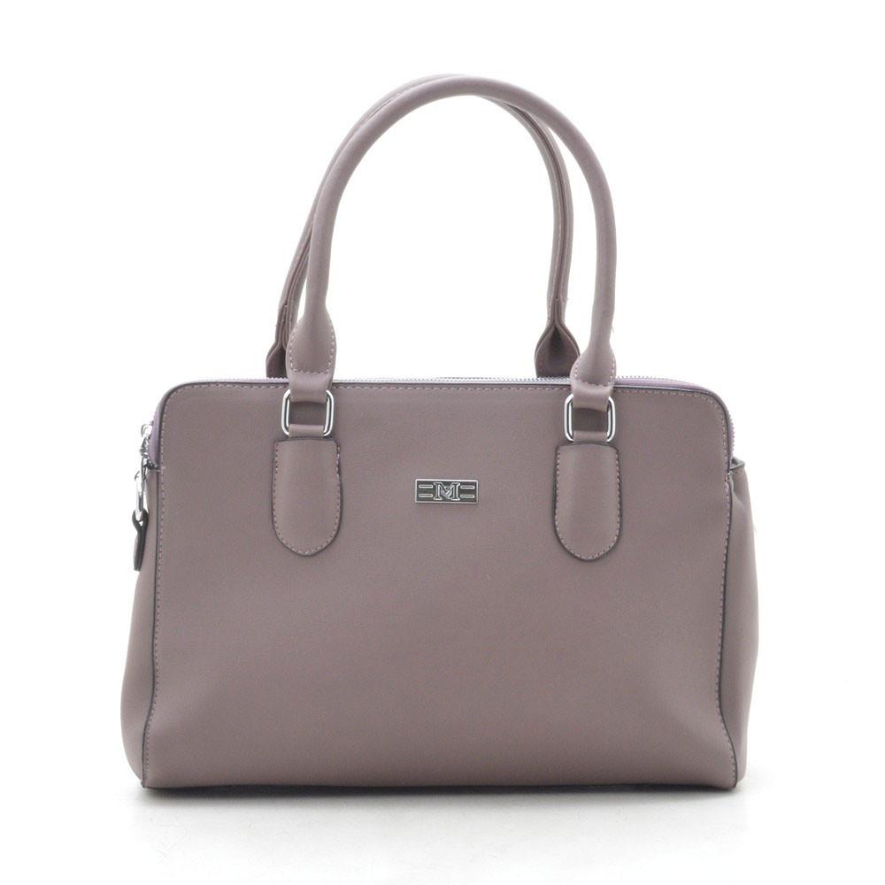 Женская сумка темно-розовая 190337