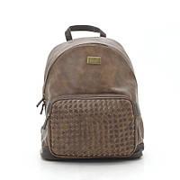 Рюкзак жіночий David Jones темно коричневий 186122, фото 1