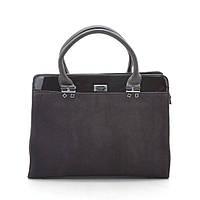 Женская сумка темно коричневая 188938, фото 1