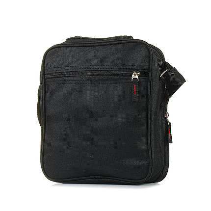 Мужская сумка через плечо BR-S черная 1043340633, фото 2