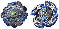 Игровой набор Hasbro Beyblade 2 волчка Sling Shogk Pack Dullahan D4 and Dark-X Nepstrius N4 (E4604-E4749)