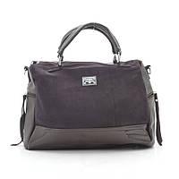 Женская сумка темно коричневая 188911, фото 1