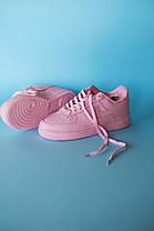 "Кроссовки Nike Air Force Lather ""Розовые"", фото 3"