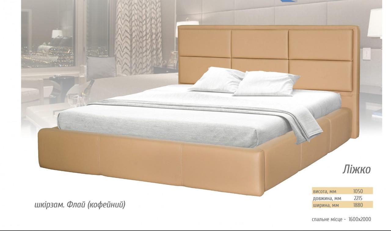Кровать Мебель-Сервис «Камелия-2»