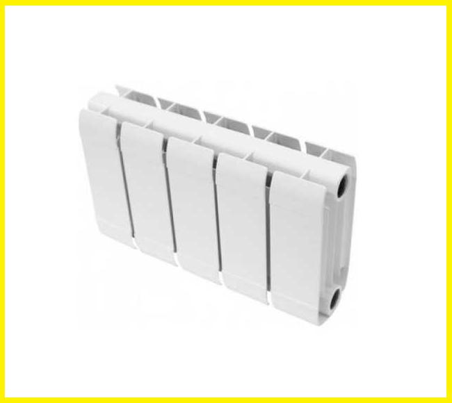 Алюминиевый радиатор Sira Rubino 100/350