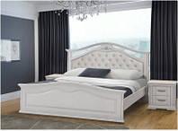 Кровать Маргарита 160х200 Белая (Микс-Мебель ТМ)