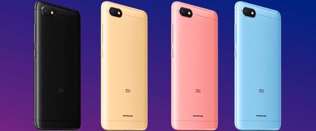 Уровень качества Xiaomi Redmi 6A