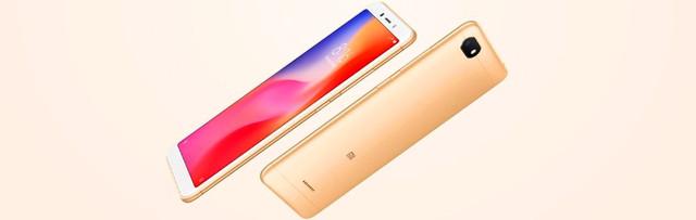 Большой дисплей Xiaomi Redmi 6A