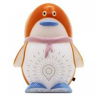 Ночник Lemanso Пингвин оранжевый / NL12