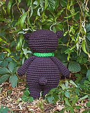 «Петрович» от @natasha.krosha по онлайн мастер классу по вязанию игрушки «Мишка»  2
