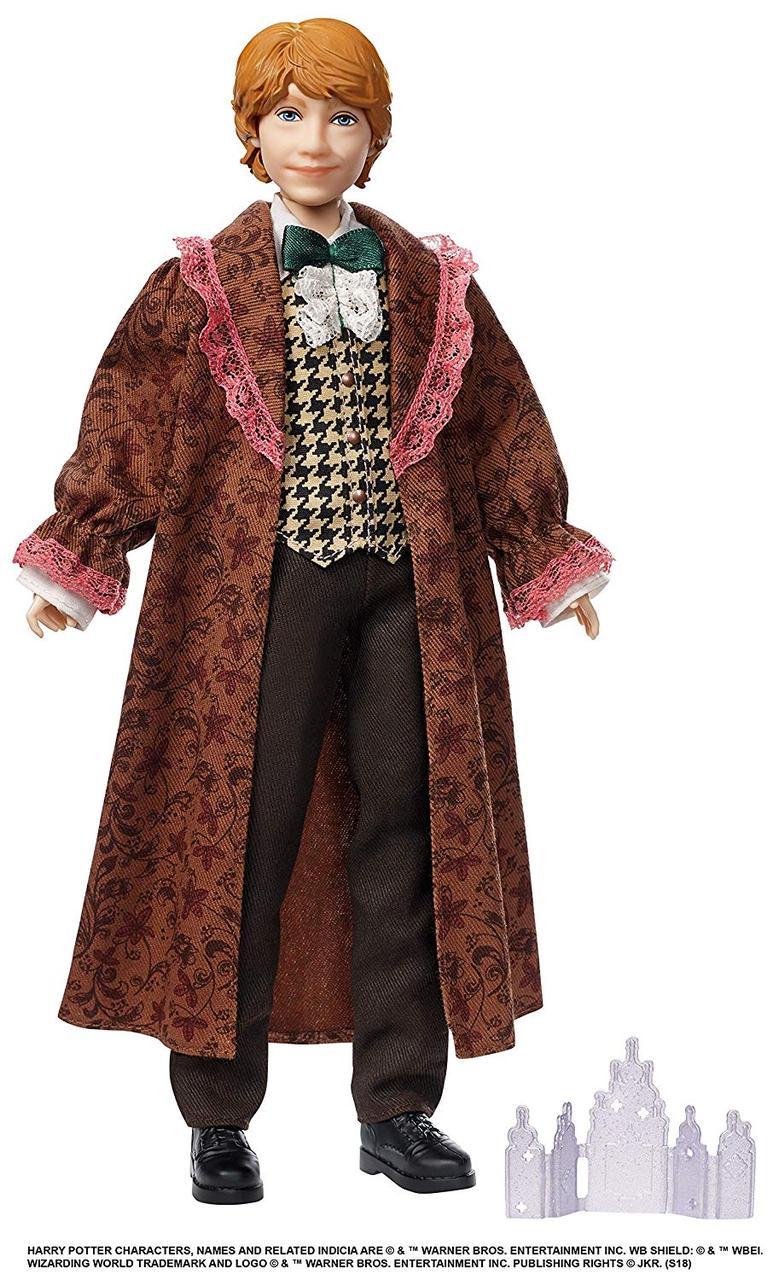 Кукла Гарри Поттер Рон Уизли Кубок Огня Святочный бал - Harry Potter Ron Weasley GFG15