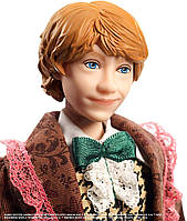 Кукла Гарри Поттер Рон Уизли Кубок Огня Святочный бал - Harry Potter Ron Weasley GFG15, фото 3