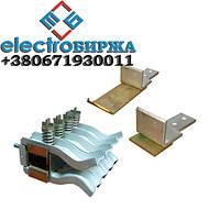 Втычные контакты для ячеек КРУ К-26, Контактная система КРУ К 26 630А - 1600A, Розетка контактная КРУ К-26