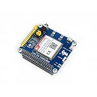 4G / 3G / 2G / GSM / GPRS / GNSS HAT SIM7600E-H для Raspberry Pi, фото 1