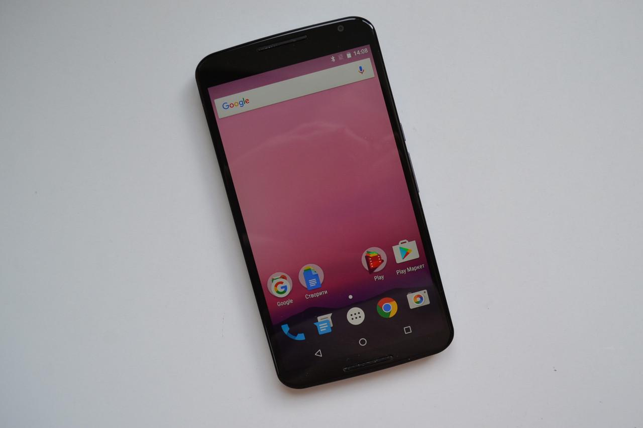 Смартфон Motorola Google Nexus 6 32Gb Оригинал!