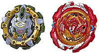 Игровой набор Hasbro Beyblade 2 волчка Sling Shogk Phoenix P4 and Cyclops C4 (E4604-E4747)