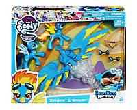Набор Hasbro Мой маленький пони Спитфайр и Соарин (B6011)