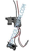 Кнопка для акумуляторного шуруповерта Гранит ШБА-18 М1 Li1